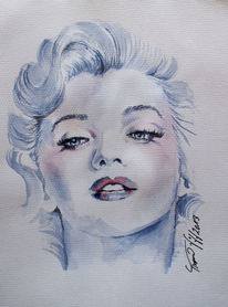 Marylin m, Stern, Marilyn monroe, Film