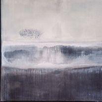Eis, Abstrakt, Winter, Landschaft