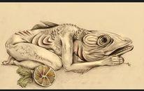 Verwandlung, Vegetarismus, Fisch, Veganismus