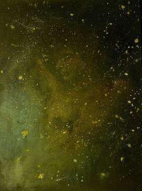 Frau, Stern, Undeutlich, Universum