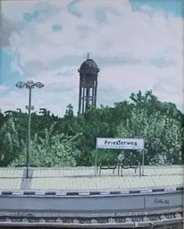 Ölmalerei, Malerei, Priesterweg, Berlin
