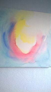 Abstrakt, Acrylmalerei, Fantasie, Öffnung