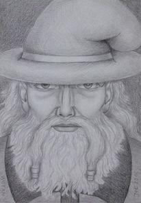 Wodan, Lumograph, Mythologie, Wotan