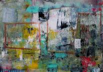 Malerei, Abstrakt, Köln