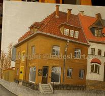 Ölmalerei, Hadesl, Weimar, Malerei