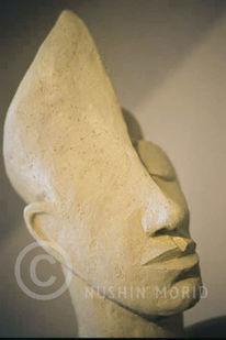 Kopf, Skulptur, Portrait, Abstrakt