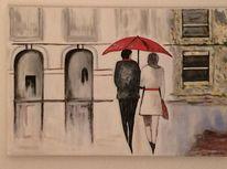 Acrylmalerei, Modern, Abstrakt, Malerei