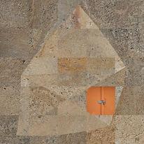 Haus, Quadrat, Berlin, Augen
