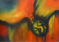 Depression, Gesetz der anziehung, Malerei, Ende