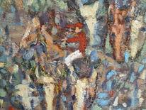 Tiere, Malerei