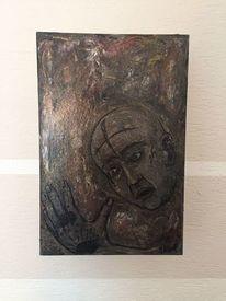 Abstrakt, Depression, Symbol, Verlust