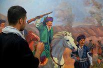 Krieg, Geschichte, Malerei, Kampf