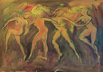 Malerei, Tanz