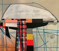 Abstrakt, Futurismus, Zeitgenössisch, Avantgarde