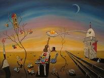 Einsamkeit, Fantasie, Deja, Seele