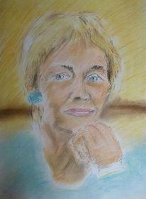 Politikerin, Damen, Frau, Zeichnungen