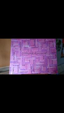 Eigensinnig, Wasichdirwünsche, Pink, Einhundertprozent