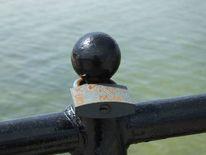 Anhängerschloss, Liebe, Meer, See