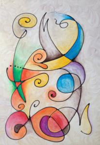 Köln, Acrylmalerei, Malerei,