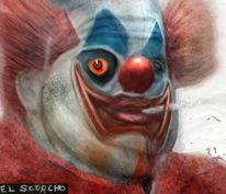 Clown, Gacy, Gigant, Freak
