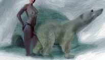 Figural, Sexualität, Monster, Eisbär