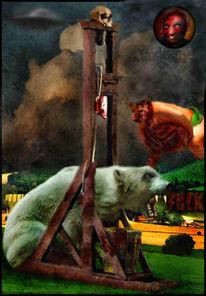 Bär, Apokalypse, Mörder, Alien