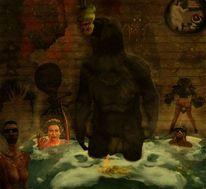 Bigfoot, Apokalypse, Attentat, Queen