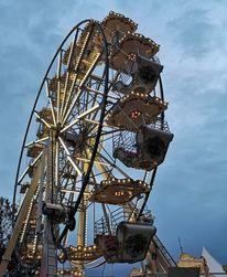 Riesenrad, Fest, Fotografie