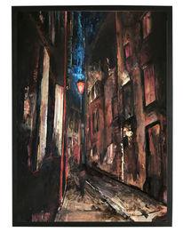 Zeitgenössisch, Ölmalerei, Gemälde, Sonnenuntergang