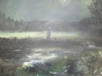 Wasser, Landschaft, Nostalgie, Stimmung