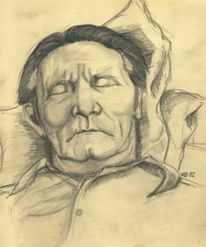 Bleistiftzeichnung, Portrait, Zeichnungen,