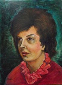 Ölmalerei, Menschen, Portrait, Malerei