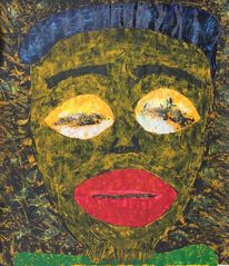 Portrait, Acrylmalerei, Malerei, Muhammad ali