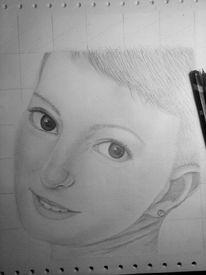 Gesicht, Frau, Freundschaft, Zeichnungen
