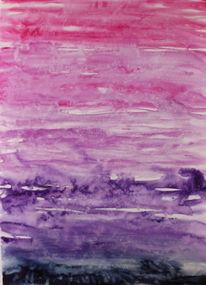 Pink, Bewegung, Violett, Stimmung