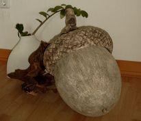 Hut, Wurzel, Früchte, Holz