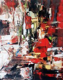 Abstrakte malerei, Moderne malerei, Gemälde abstrakt, Moderne kunst