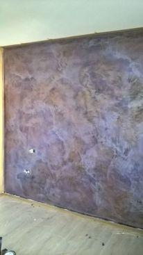 Wand gestaltung, Natur, Malerei, Mischtechnik