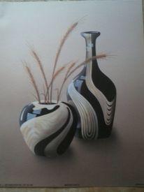 Pinnwand, Vase