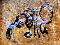 Graffiti, Tag, Abstrakt, Bschoeni