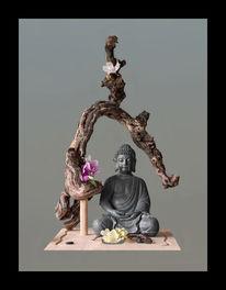 Buddha, Asien, Siddhartha gautama, Mediation