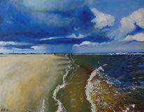 Nordsee, Landschaft, Meer, Strand