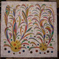 Preis vh, Abstrakt, Acrylmalerei, Malerei