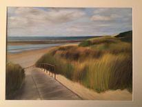 Strand, Dünen, Langeoog, Nordsee