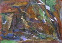 Abstrakt, Abstrakter expressionismus, Abstrakte malerei, Malerei