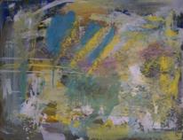 Abstrakte malerei, Wild, Abstrakter expressionismus, Malerei