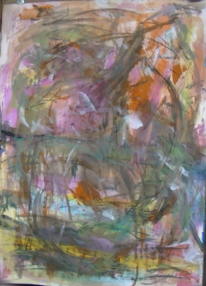 Informel, Wild, Abstrakte malerei, Abstrakter expressionismus