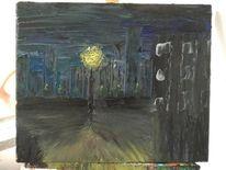 Surreal, Abstrakt, Mischtechnik, Malerei