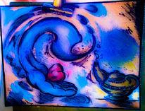 Fantasie, Farben, Malerei