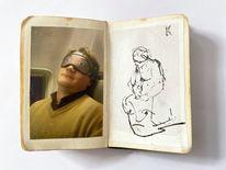 Fotografie, Zeichnung, Mischtechnik,